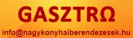 Nagykonyhai berendezések - Gasztromega Kft.