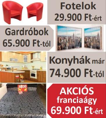 Bútordiszkont Vác - Olcsó bútorok nagy választéka