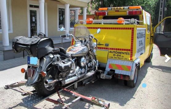 Autómentés Veszprém megye - GABI EXPRESSZ Kft.