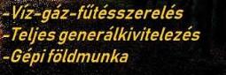 Épületgépészet, Generálkivitelezés Győr és környéke