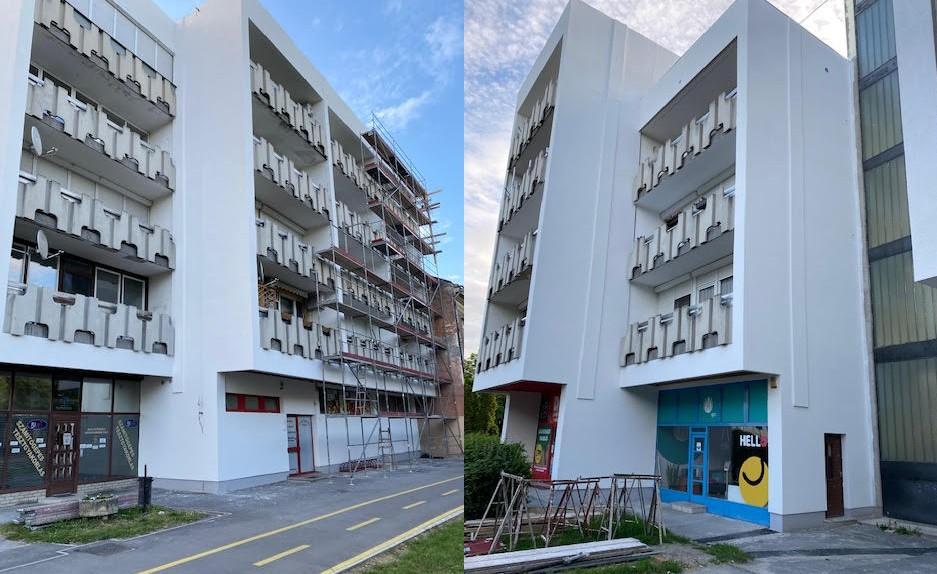 Építőipari kivitelezések - LMI BAU GROUP Kft.