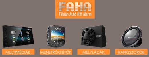 Fábián AutóHifi Alarm Pécs