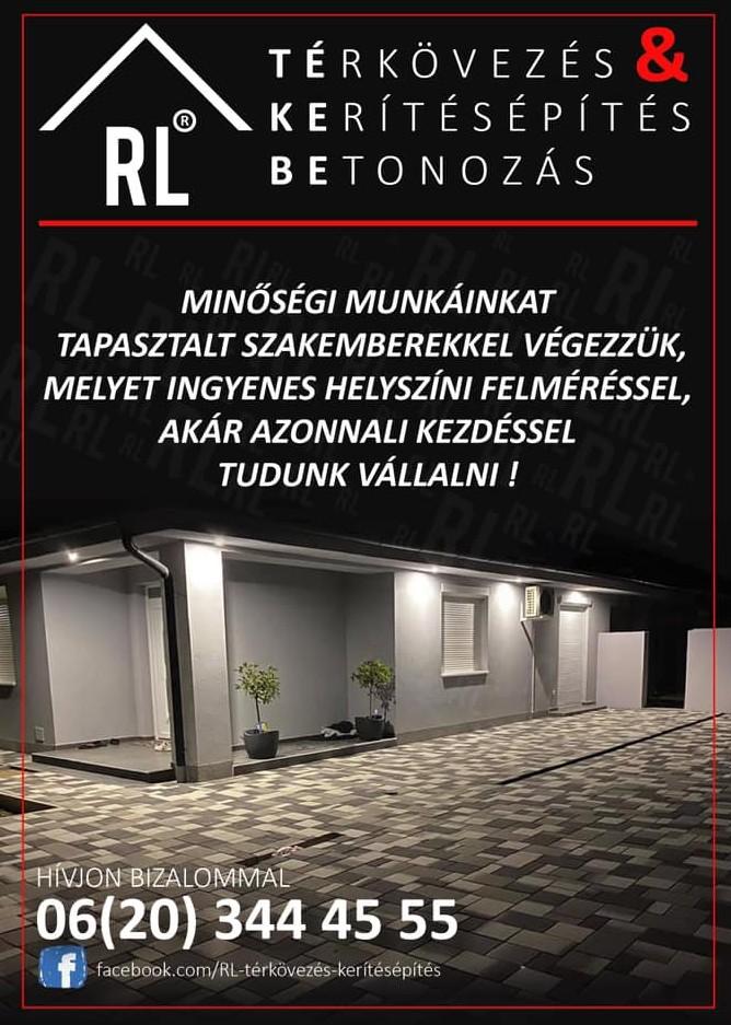 Térkövezés, Kőműves munkák Debrecen és környéke