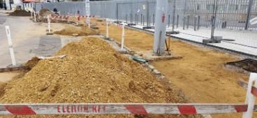 Gépi földmunka, Közmű építés - ELERON Kft.