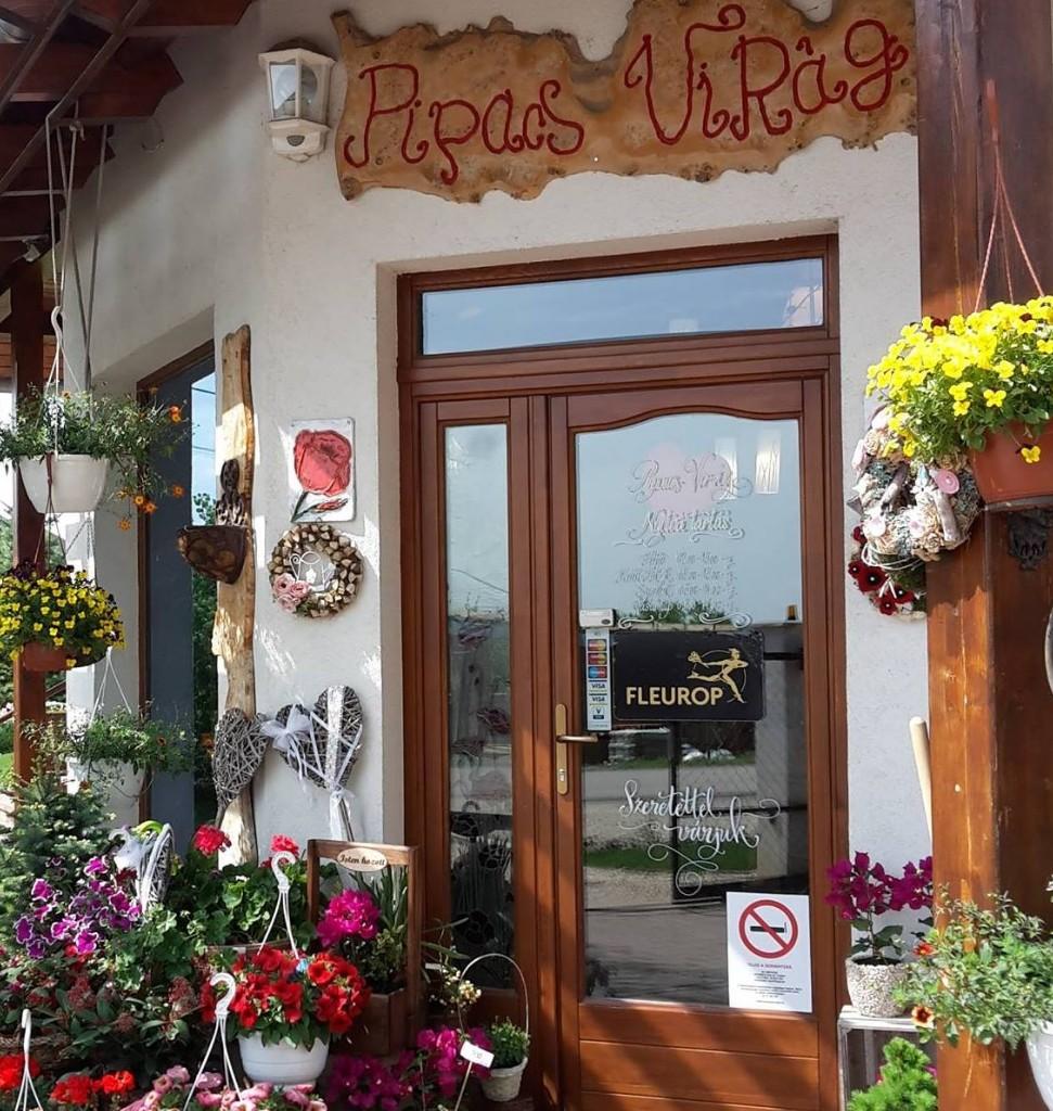 Pipacs Virágbolt Pécel