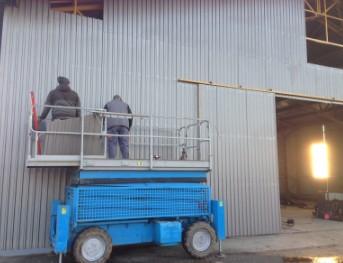Fémszerkezet gyártás - Izzóvas