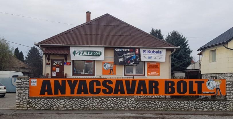 Anyacsavar Bolt Miskolc