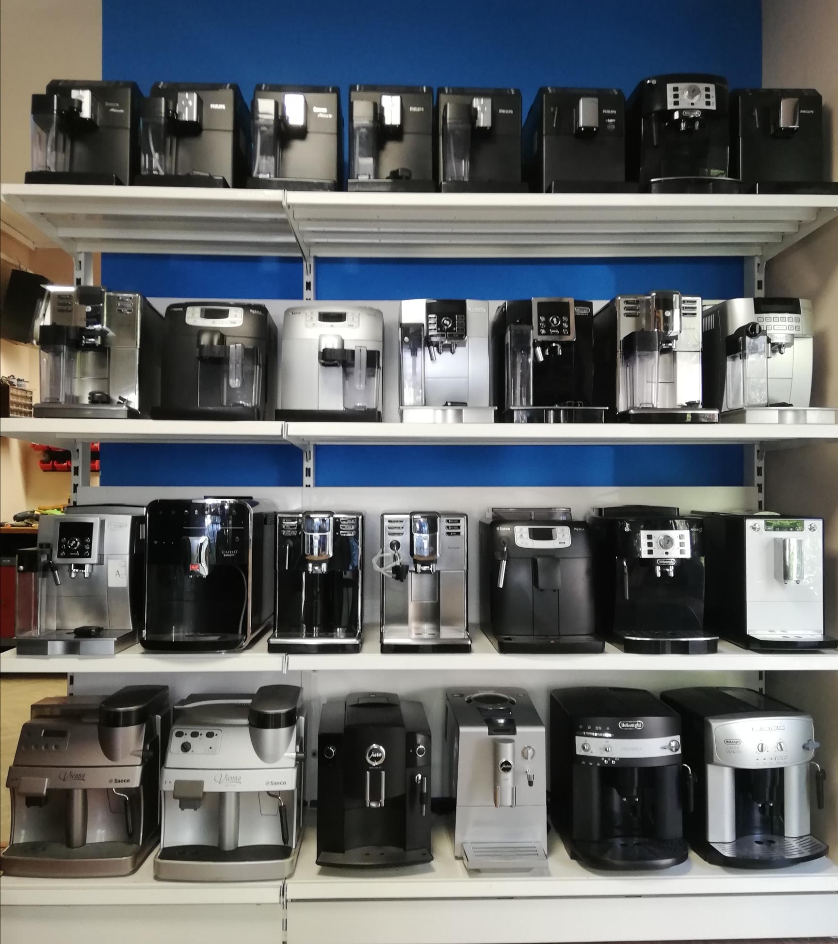 Kávégép szervíz-forgalmazás Korrekt Cafe