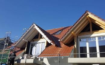 Tetőfedés, Tetőjavítás, Tetőszigetelés és bádogos munkák - GERIÚT ÉPÍTŐ Kft.