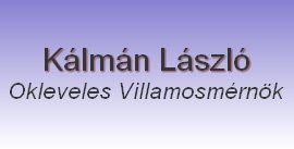 Kálmán László Villamosmérnök