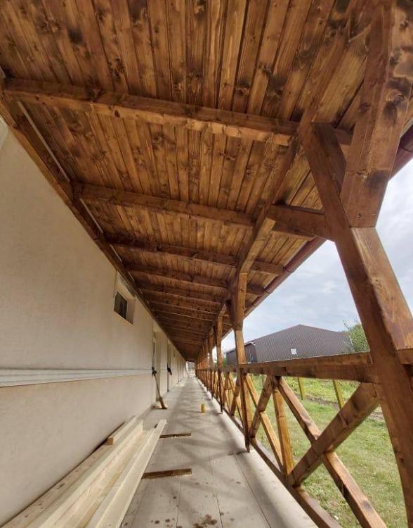 Ácsmunkák-Tetőfelújítás-Szerkezetépítés